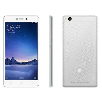 Xiaomi Redmi 3 3/32Gb Silver (Global) (rfb)