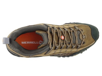 Ботинки MERRELL Tracking Mid Brown