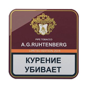 Трубочный табак A. G. RUHTENBERG LIMITED EDITION