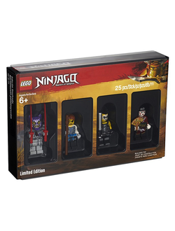 "# 5005257 Набор Минифигурок «Ниндзяго» / ""Ninjago"" Minifigure Collection (2018)"