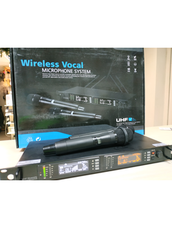 UHF Wireless Vocal