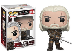Фигурка Фанко Поп Ведьмак Геральт - Geralt Witcher (149) - FUNKO POP