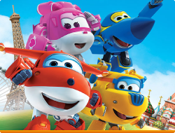 Супер Крылья (SUPER WINGS)