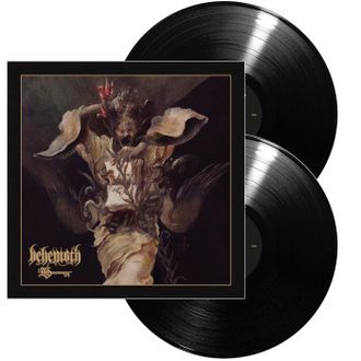 BEHEMOTH The satanist 2-LP