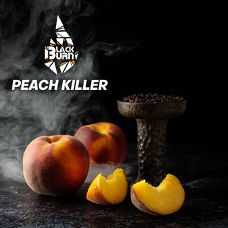 Табак Black Burn Peach Killer Персик 200 гр