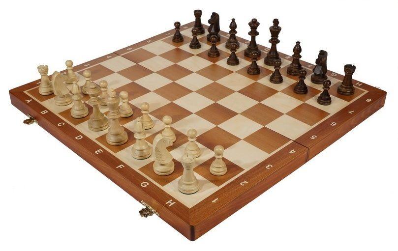 Фото Турнирные шахматы Стаунтон №6