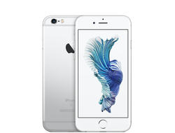 iPhone 6s 128gb Silver - A1688