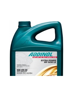 ADDINOL Extra Power MV 0538 LE (5_литров)