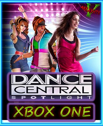 DANCE CENTRAL SPOTLIGHT(ЦИФРОВОЙ КОД)(XBOX ONE)