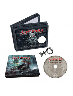 Alestorm - Back Through Time BOX SET
