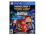 Minecraft: Story Mode - The Complete Adventure [PS4, русские субтитры]