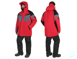 Костюм Alaskan зимний Dakota -30°С AWSDRGB-XL  Red/Grey/Black