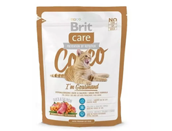 Brit Care Cat Cocco Gourmand сухой д/кошек 400 г