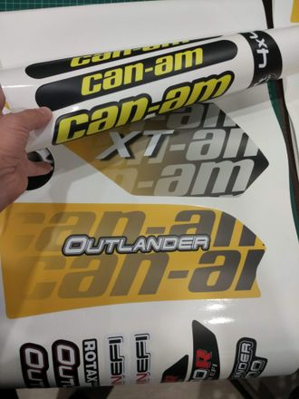 BRP can-am 400 650 800 outlander [422]