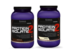 Ultimate Nutrition Protein Isolate 2 908гр