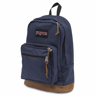 Jansport Right Pack Navy (темно-синий)