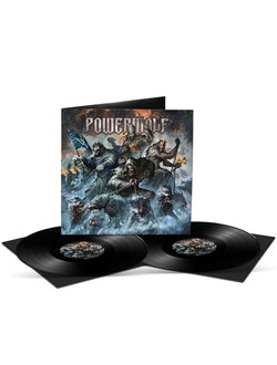 POWERWOLF - Best of the blessed 2-LP
