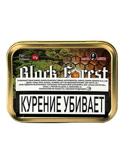 Трубочный Samuel Gawith - Black Forest (Банка - 50 гр)