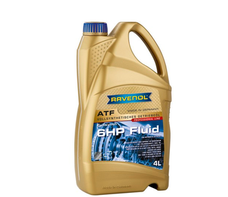RAVENOL ATF 6 HP FLUID 4Л