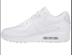 85dcc37d Унисекс Nike Air Max 90 Leather White