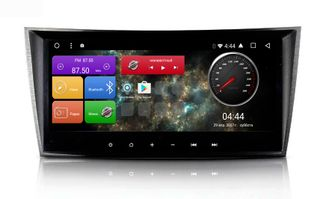 "Автомагнитола MegaZvuk Т8-5991 Mercedes E-Class (W211) (2002-2009) на Android 7.1.2 Octa-Core (8 ядер) 8.8"" Full Touch"