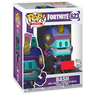 Фигурка Funko POP! Vinyl: NYCC: Games: Fortnite: Bash (Exc) 50693