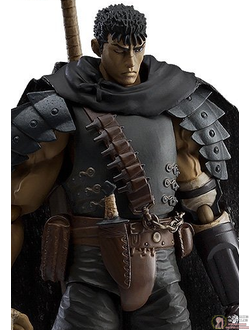 Фигурка фигма Гатс (figma Guts Black Swordsman ver., Repainted Edition)