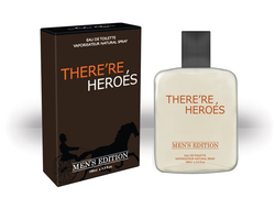 There're Heroes eau de toilette for men