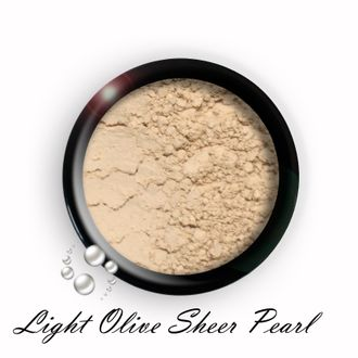 основа Light Olive Sheer Pearl