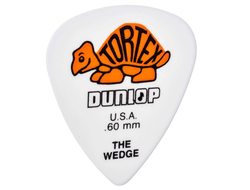 медиатор dunlop tortex wedge 0.6 mm