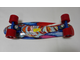 Пенни борд 22 Фантазия  PU (penny board original 22)