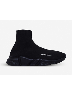 BALENCIAGA SPEED TRAINER BLACK МУЖСКИЕ/ЖЕНСКИЕ