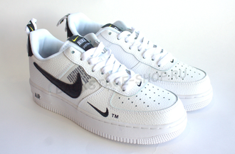 Кроссовки Nike Air Force 1 07 Lv8 Utility White