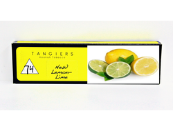 Табак Tangirs New Lemon Lime Лимон Лайм Noir 100 гр