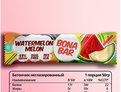 "Bona Diet - Bona Bar ""Арбуз Дыня"""