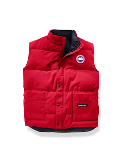 FREESTYLE VEST MEN RED