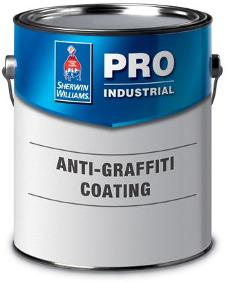 Sherwin Williams Anti Gaffiti Анти Граффити