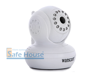 Поворотная Wi-Fi IP-камера Wanscam JW0005-I/white (Photo-04)_gsmohrana.com.ua