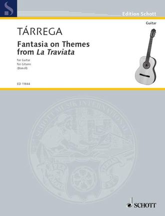 Tarrega, F: Fantasia on Themes from La Traviata