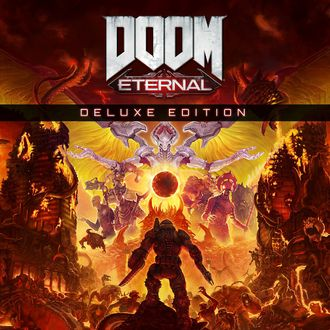 DOOM Eternal. Deluxe Edition (New)[Xbox One, русская версия]