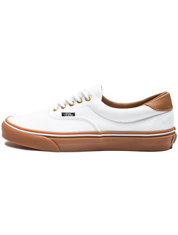 Кеды vans era c&l true белые