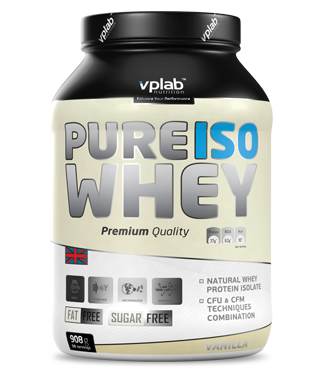 Pure Iso Whey VP lab (908 г.)