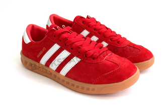 Кроссовки Adidas HAMBURG Red