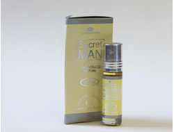 Secret man / Секрет мен Al Rehab Perfumes 6 мл
