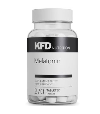 Melatonin KFD Nutrition 1 mg (270 tabs)