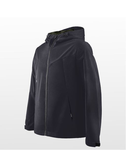 Ветровка Xiaomi 90 Points easy to store light commuter jacket черная размер XL