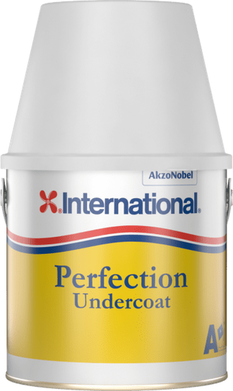 Подмалевок «International Perfection Undercoat» (0.75 и 2.5 ЛИТРА)