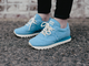 Женские Кроссовки Saucony Jazz Original Quilted Light Blue