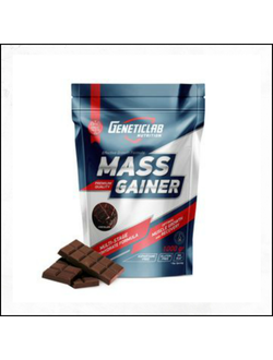 Гейнер GeneticLab Nutrition Mass Gainer 1000g