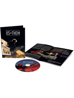 Roger Waters - Us + Them DVD